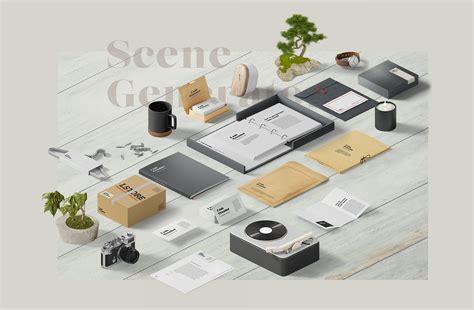 Material Design Mockup Creator | i am creator perspective edition designmodo market
