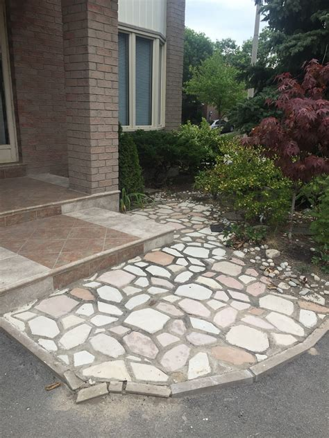 repairing loosen patio flagstones polymeric sand vs