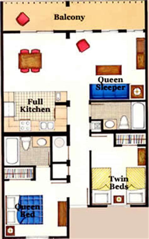 1 renaissance sq unit 17c floor plan two bedroom floor plans myrtle resort