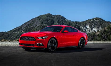 2016 ford mustang ecoboost premium specs 1
