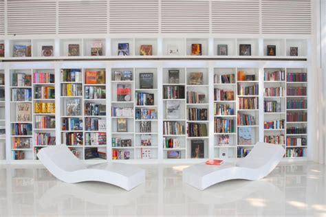 modern home library home library ideas