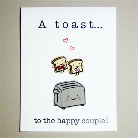 Wedding Congratulations Humorous by Wedding Card Engagement Card Wedding By Nuts4stin