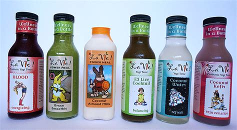 La Vie Detox by New Line Of Probiotic Drinks May Revolutionize Popular