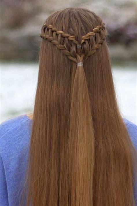 Ladder Hairstyle by Ladder Braid Tutorial 25 Gorgeous Ladder Braid Hairstyles