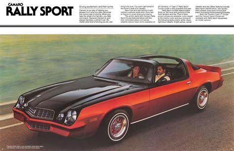 directory index chevrolet 1978 chevrolet 1978 chevrolet camaro brochure 1978 chevrolet camaro 04 05