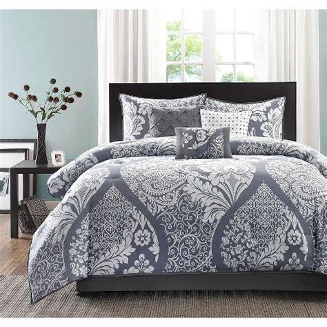 adela 7 piece printed comforter set target
