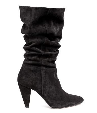 20 At Hm Until End Sept by 10 Models Of Boots For The End Of The Cold Season