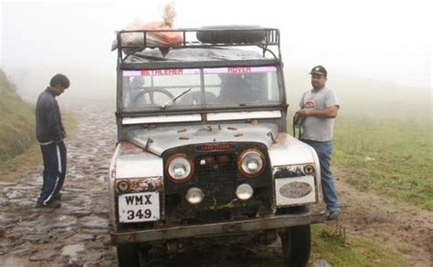 Land Rover Safari Picture Of Darjeeling Darjeeling