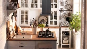 Ikea Small Kitchen Design Ideas Small Space Ikea