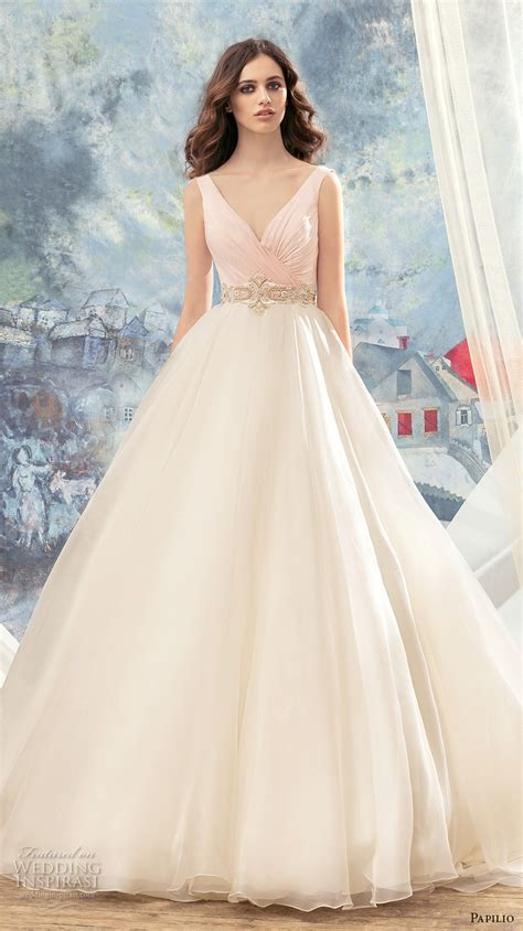 Papilio 2017 Wedding Dresses ? ?Wings of Love? Bridal
