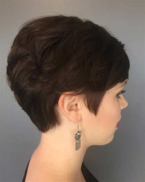 Pixie Haircut Styles by Attractive Pixie Haircuts For Beautiful