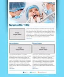 free dentist newsletter templates
