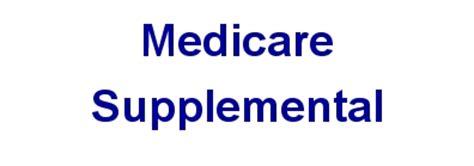 e supplemental insurance medicare supplement insurance rates in illinois