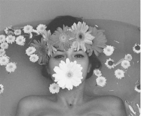 bathtub photography flower bath and water on pinterest