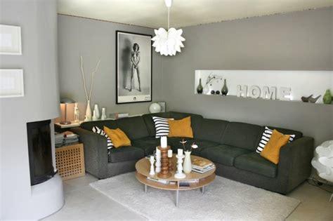wohnzimmer grau trendfarbe einrichtungsideen in der farbe grau solebich de