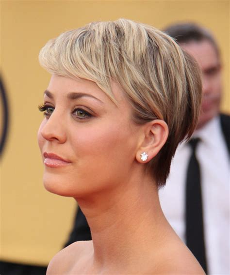 Kaley Cuoco Why Hair Cut | kaley cuoco hairstyles in 2018