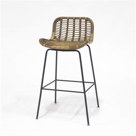 Rattan Stool Sydney Rattan Counter Stool Shop Palecek Rattan Counter