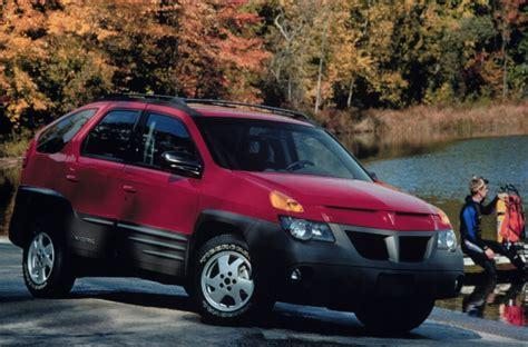 Pontiac Aztek 2003 by 2003 Pontiac Aztek Conceptcarz