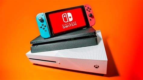 nintendo switch vs ps4 vs xbox one tech and