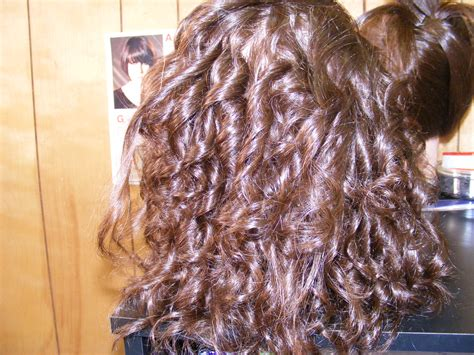 what is a spiral perm look like on short hair spiral perms anyone still get one in these days of flat