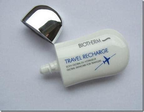 biotherm travel recharge