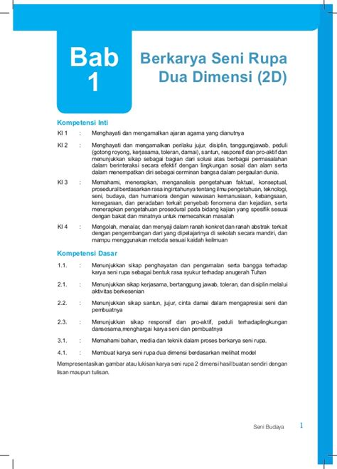 Buku Seni Dalam Dimensi buku pegangan guru seni budaya sma kelas 10 kurikulum 2013 edisi revi