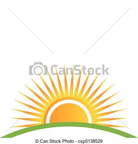 English Style House Plans Eps Vectors Of Sunset Horizon Csp5138529 Search Clip Art