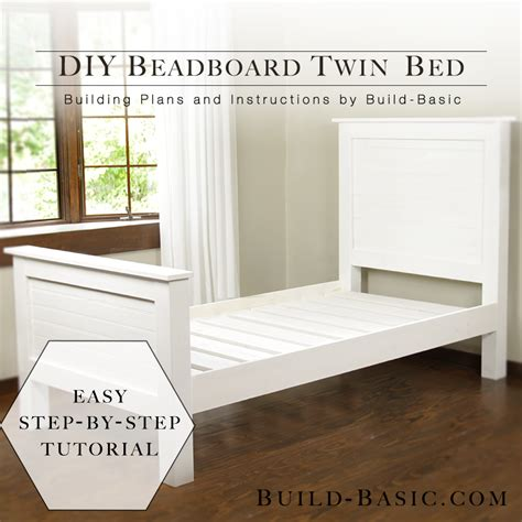 diy twin bed build a diy twin bed build basic
