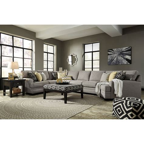 Living Room Furniture Groupings by Benchcraft Cresson Stationary Living Room Sol