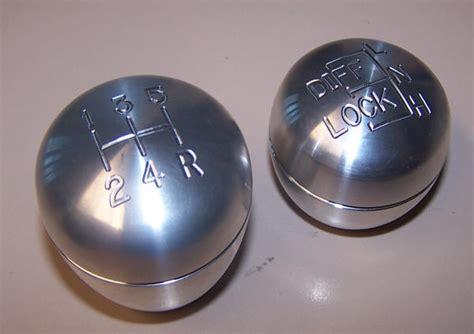 cambiare pomello cambio kit pomelli cambio riduttore 300 td5 alluminio