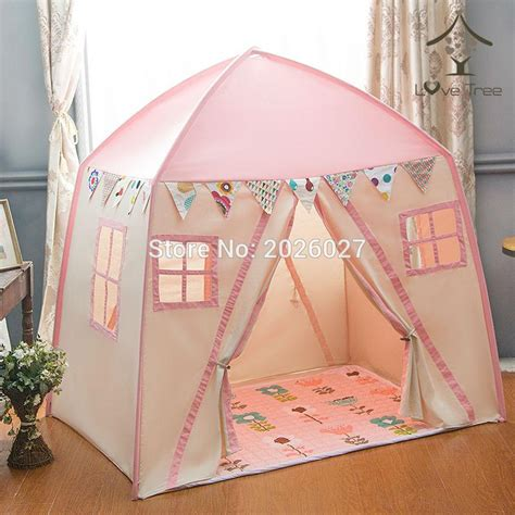 amazon com pacific play tents kids tree house bed tent playhouse wholesale love tree kid play house cotton canvas indoor