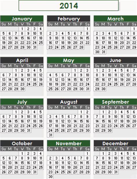 Comda Calendars Calendars 2014