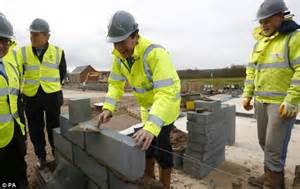 Build Your Own House Online george osborne promotes right to build plan for 10 000 new