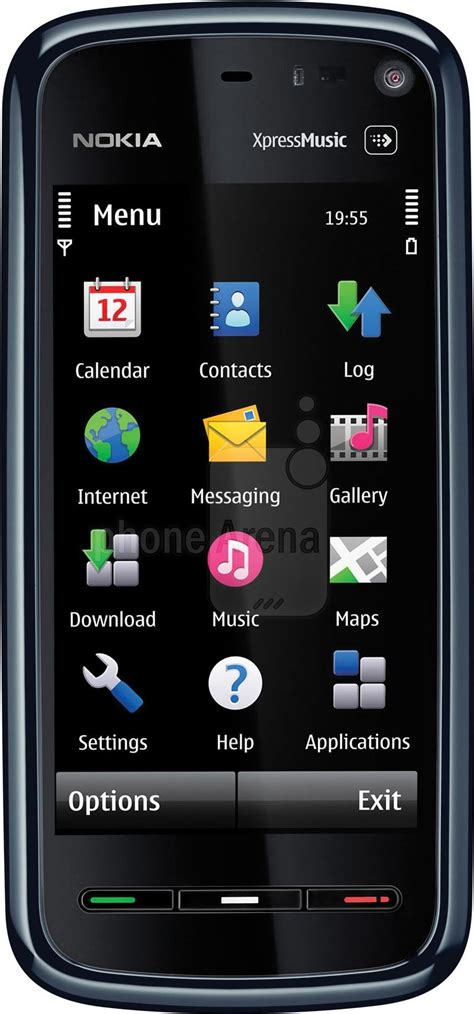 format video nokia 5800 xpressmusic nokia 5800 xpressmusic size real life visualization and