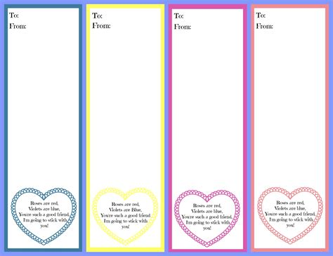 Sticks Card Template by Printable And Free S Day Cards Evolving