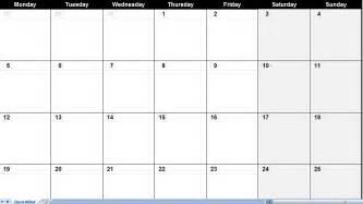 Bid Calendar Template by Best Large Calendar Templates Weekly Calendar Template