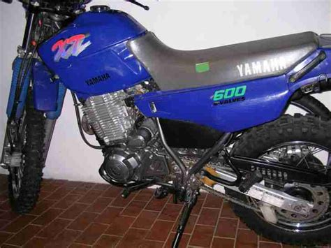 Motorrad Xt 600 by Motorrad Enduro Yamaha Xt 600 Bestes Angebot Von Yamaha