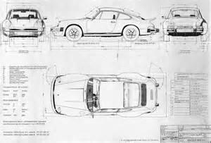 Length Of A Porsche 911 Image Result For 911 991 Blueprint 911 Porsche