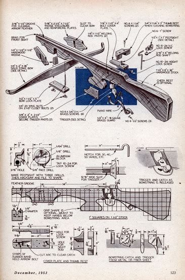 make a blueprint for free crossbow plans build your own crossbow crossbow designs