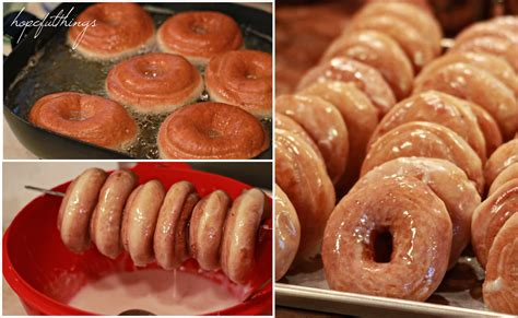 yeast doughnuts recipe dishmaps