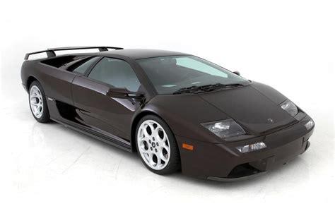 Lamborghini Diablo 2001 Price 2001 Lamborghini Diablo Coupe 116107