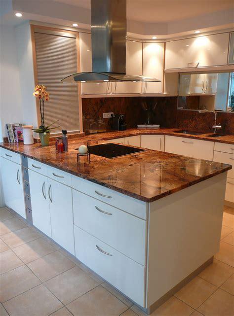 plan de cuisine en granit plan de cuisine en granit juparana florida 171 azur