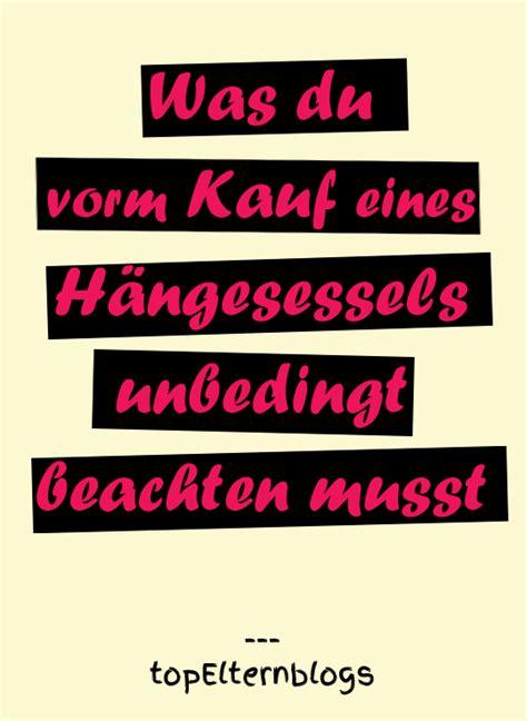 Hängesessel Drinnen by Nur Zum Ausruhen Da