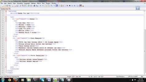 membuat halaman web dengan html dan css membuat halaman web dengan menggunakan html5 css3 dan