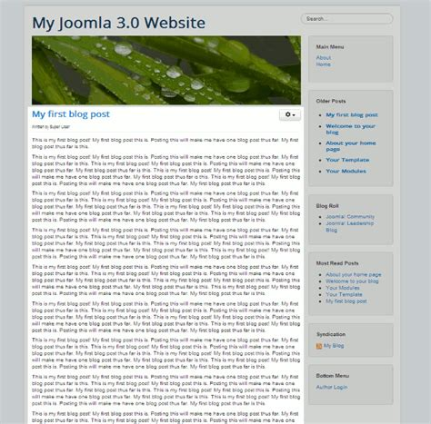 joomla blog layout read more how to add a read more button in joomla 3 1 inmotion hosting
