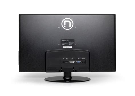 Monitor Led November novatech nvision 18 5 quot widescreen led multimedia monitor v4 nov 1854 novatech