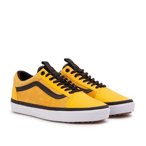 Vans X Union Oldskool Yellow the x vans ua skool mte dx yellow black vn0a348gqwi
