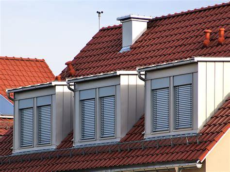 werkstatt verkleiden dachgaubenverkleidung blickfang und wartungsfreier