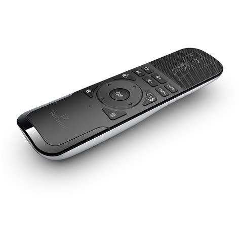 Air Mouse Remote rii wireless air mouse remote black and white syntech