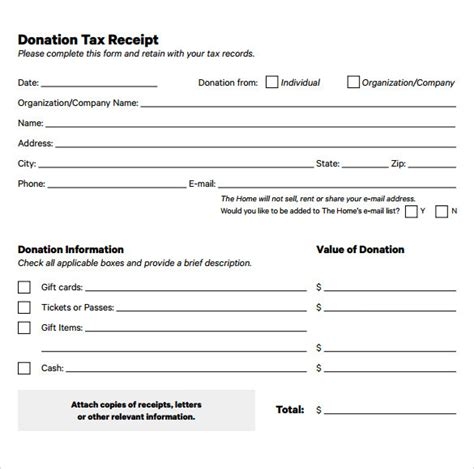 exle of a 501 c3 receipt template donation receipt template for 501c3 templates resume